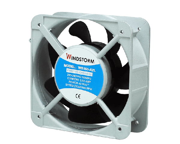 Axial Fan WB155-A2L