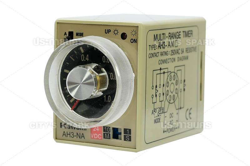 ไทม์เมอร์ Multi Range Timers Model Ah3 Nb