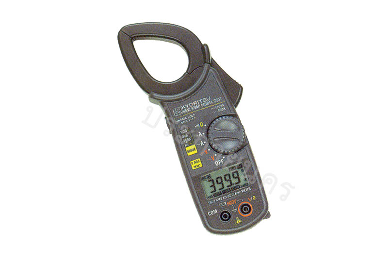 Analog Clamp Meter : Clamp meter kyoritsu analog
